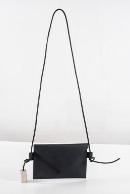 erikahoc Water Resistant Leather Mini Bag