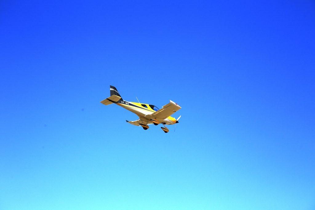 erikahoc SilverRatio aircraft story